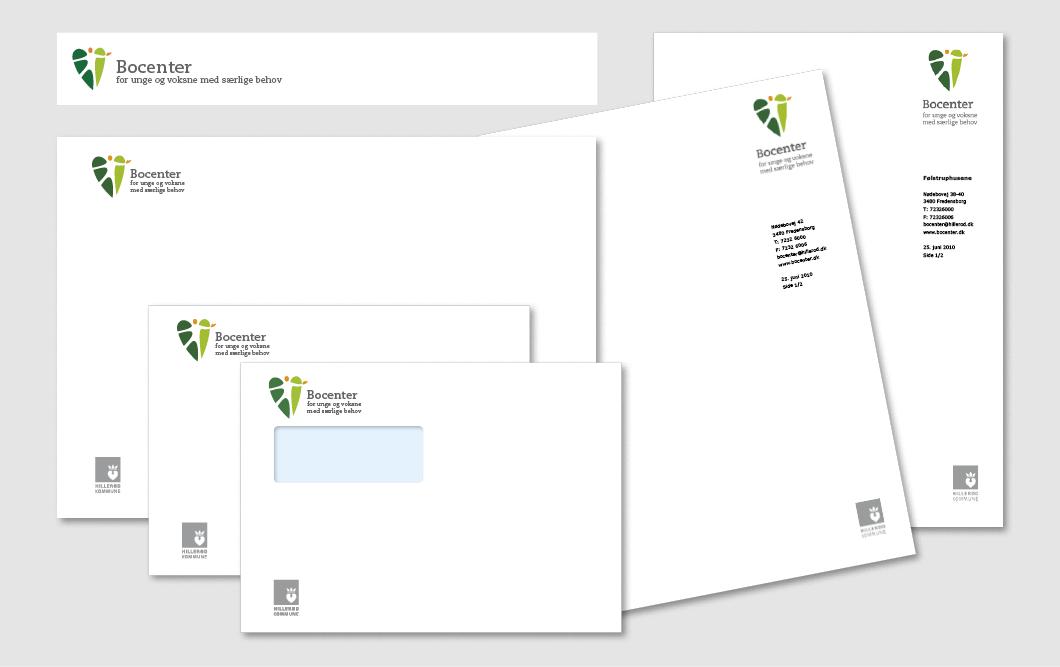 Bocenter brevpapirprogram