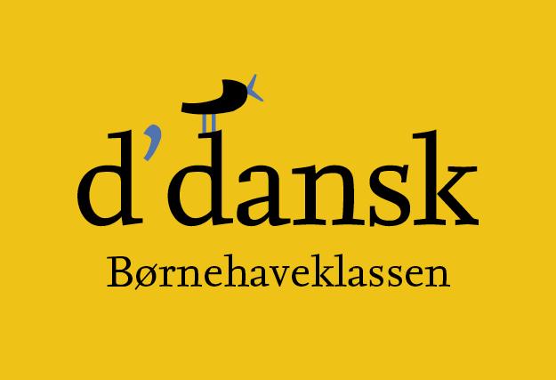 d'dansk til børnehaveklassen