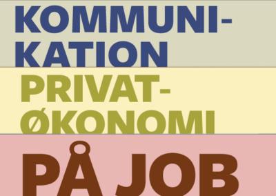 Bøger til FGU: Kommunikation – Privatøkonomi – På vej